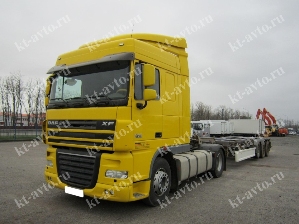 Тягач DAF FT XF 105